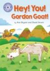 Image for Hey! You! Gordon Goat!