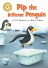 Image for Pip the different penguin