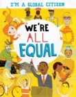 Image for We're all equal