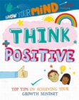 Image for Think positive