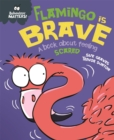 Image for Flamingo is brave  : a book about feeling scared