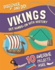 Image for Vikings  : get hands-on with history