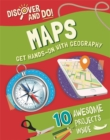 Image for Maps  : get hands-on with geography