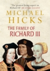 Image for The family of Richard III