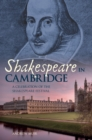 Image for Shakespeare in Cambridge  : a celebration of the Shakespeare festival