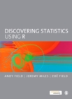 Image for Discovering statistics using R