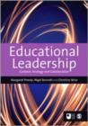 Image for Educational leadership  : context, strategy and collaboration