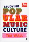 Image for Studying popular music culture