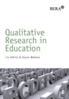 Image for Qualitative research in education