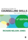 Image for Introduction to counselling skills  : text and activities