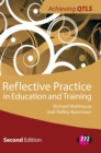 Image for Reflective practice in the lifelong learning sector