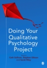 Image for Doing your qualitative psychology project
