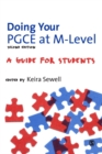 Image for Doing your PGCE at M-level: a guide for students