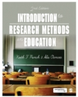 Image for Introduction to research methods in education
