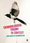 Image for Criminological theory in context  : an introduction