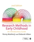Image for Research methods in early childhood  : an introductory guide