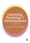 Image for Learning, teaching & development  : strategies for action