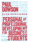 Image for Personal and professional development for business students
