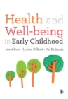Image for Health and well-being in early childhood