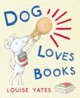 Image for Dog loves books