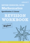 Image for Edexcel GCSE mathematics A linearHigher,: Revision workbook
