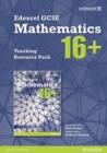 Image for Edexcel GCSE mathematics 16+: Teaching resource pack