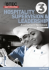 Image for BTEC Apprenticeship Assessment Workbook Hospitality and Catering Level 3 Hospitality Supervision and Leadership