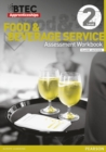 Image for BTEC Apprenticeship Assessment Workbook Hospitality and Catering Level 2 Food and Beverage Service