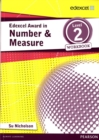 Image for Edexcel Award in Number and Measure Level 2 Workbook