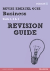 Image for REVISE Edexcel: GCSE Business Revision Guide - Print and Digital Pack
