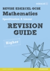 Image for Revise Edexcel GCSE Mathematics Spec A Linear Revision Guide Higher - Print and Digital Pack