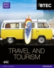 Image for BTEC first in travel & tourism: Student book