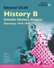 Image for Edexcel GCSE History BUnit 2C,: Germany, 1918-45