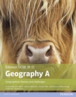Image for Geography A  : geographical themes and challenges
