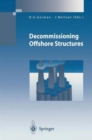 Image for Decommissioning Offshore Structures