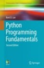 Image for Python programming fundamentals