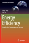 Image for Energy efficiency  : benefits for environment and society