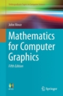 Image for Mathematics for computer graphics