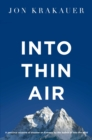 Image for Into thin air  : a personal account of the Everest disaster