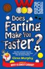 Image for Does farting make you faster? and other incredibly important  : questions (and answers) about sport from the Science Museum
