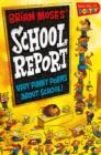 Image for School report  : very funny poems about school!