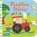 Image for Playtime stories  : follow the finger trails