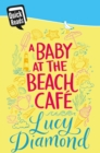 Image for A baby at the beach cafe