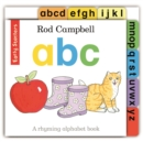 Image for ABC  : a rhyming alphabet book