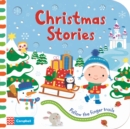 Image for Christmas stories  : follow the finger trails