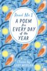 Image for Read me  : a poem for every day of the year