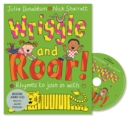 Image for Wriggle and Roar! : Book and CD Pack