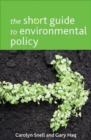 Image for The short guide to environmental policy