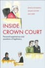 Image for Inside Crown Court  : personal experiences and questions of legitimacy