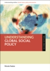 Image for Understanding global social policy 2e